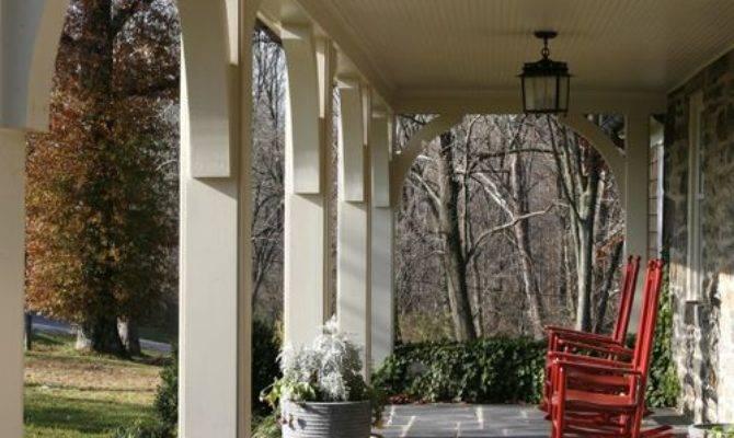 Front Porch Home Design Ideas Remodel Decor