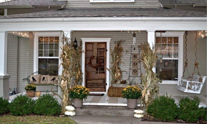 Front Porch Ideas Small Houses Bistrodre