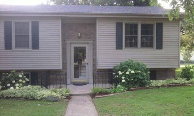 Front Porch Ideas Split Level House