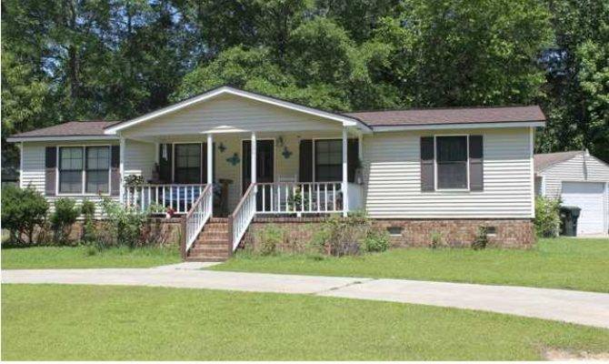 Front Porch Manufactured Home Mobile