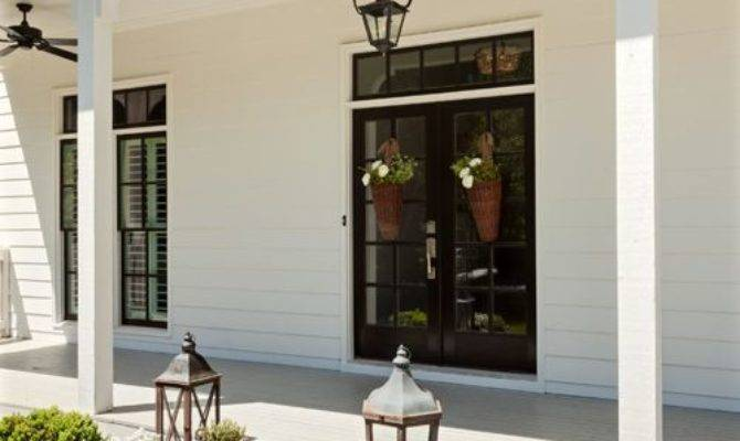 Front Porch Steps Houzz