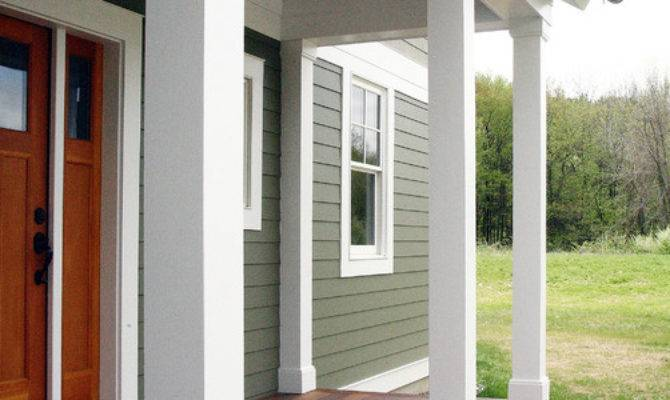 Front Porch Traditional Bridgeport
