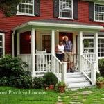 Front Porches Pictoral Essay Suburban Boston Decks