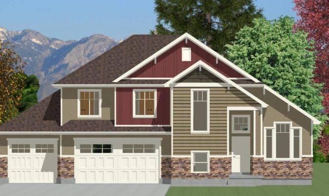 Front Utah Home Design