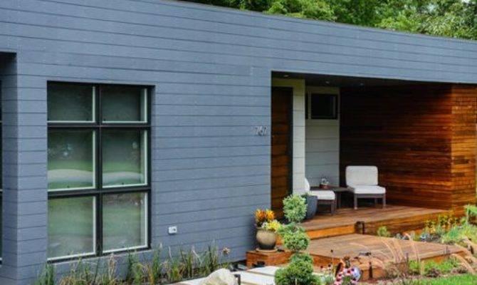 Front Yard Deck Home Design Ideas Remodel Decor