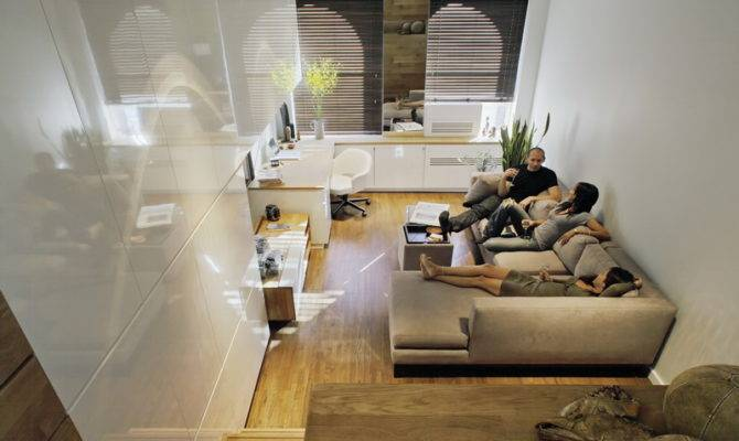 Furniture Awesome Small Spaces Nyc Great Ideas