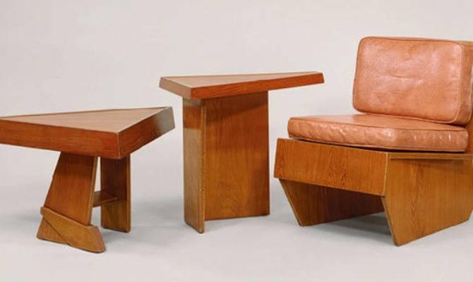Furniture Frank Lloyd Wright Auldbrass