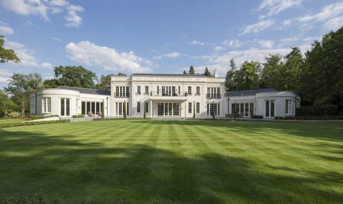 Furze Croft Million Newly Built Classical