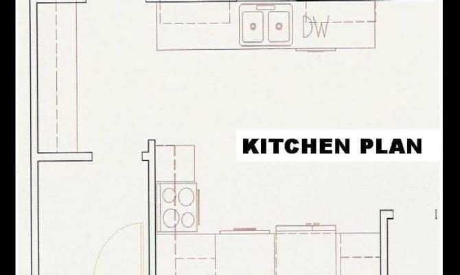 Galley Kitchen Floor Plans Besto Blog