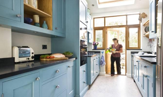 Galley Kitchens Designs Home Design Decor Reviews