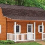 Gambrel Cabin