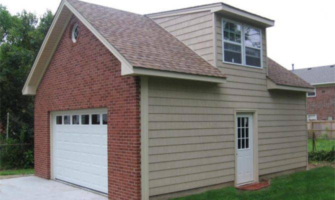 Gambrel Roof Dormer Shed