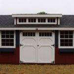Gambrel Roof Dormer