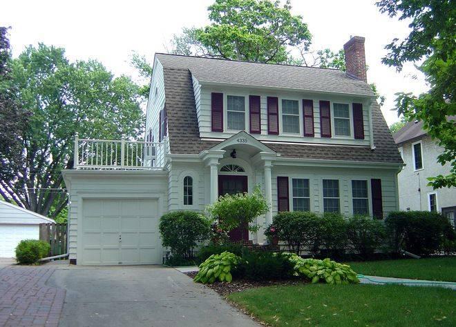 Gambrel Roof House Pinterest - Home Plans & Blueprints ...