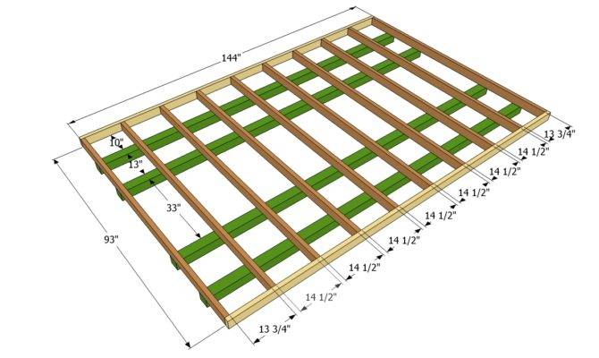 Gambrel Shed Plans Outdoor Diy Wooden
