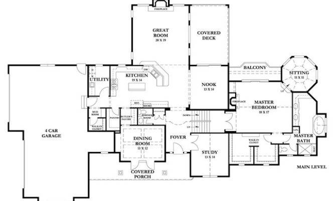 Games Room Floor Plan House Game