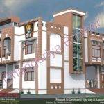 Ganshyam Vijayvargi Royal House Sqft Naksha