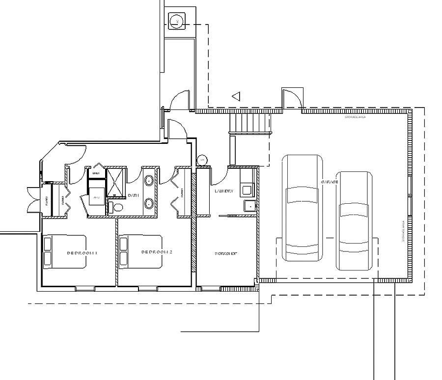 Home Additions Plan Drawings: Garage Additions Plans Smalltowndjs
