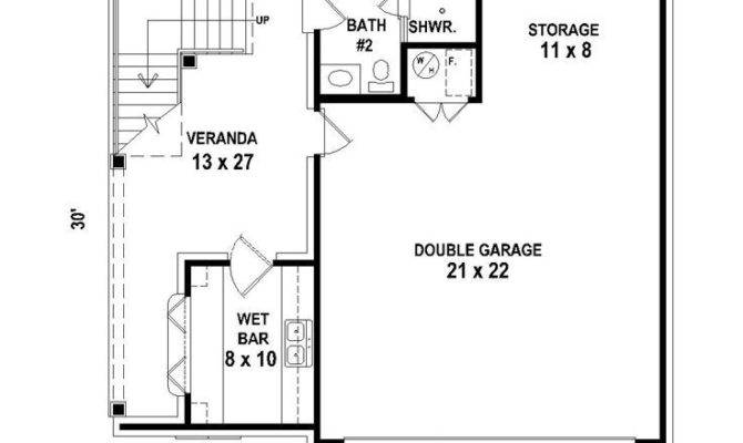 Garage Apartment Floor Plan Yard One Day Pinterest