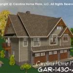 Garage Apartment Plan Gar Small Adaptable