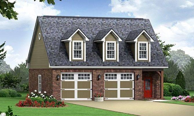 Garage Apartment Plans Carriage House Plan Car