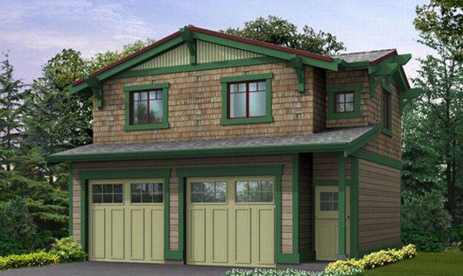 Garage Apartment Plans Craftsman Style