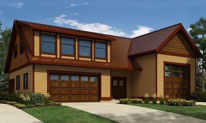 Garage Apartment Plans Plan Car Bays