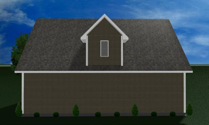 Garage Apartment Prefabricated Home Kit Prefab