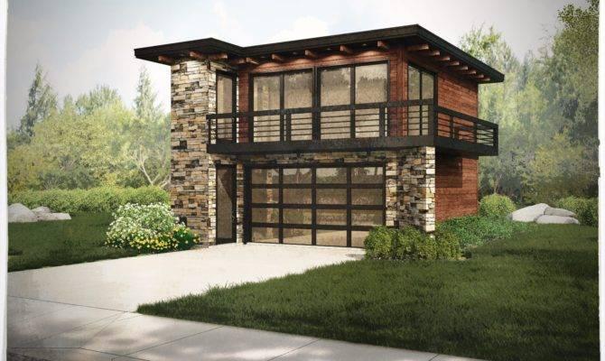 Garage Apartments Car Bedrm Plan
