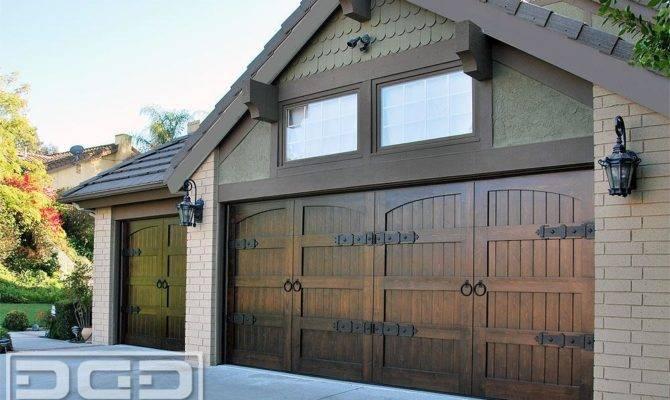 Garage Door Dynamic Repair Custom Designs