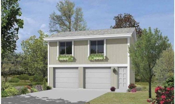 Garage Guest House Plans
