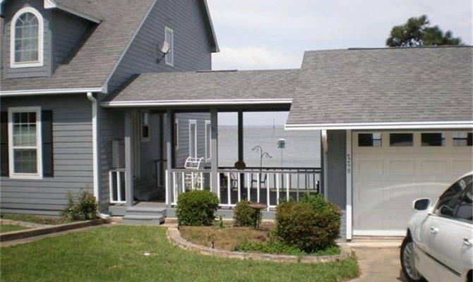 Garage House Breezeway Photos