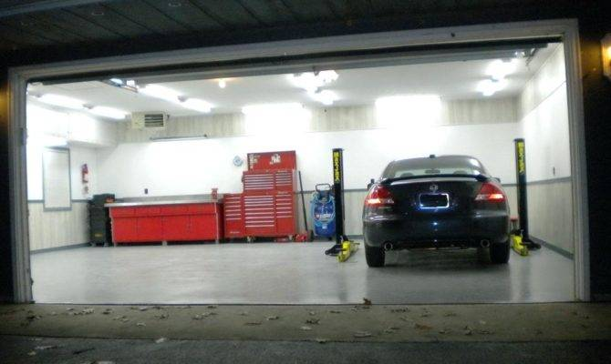 Garage Interior Ideas Ibbc Club