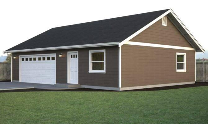 Garage Kits Truebuilthome Garages