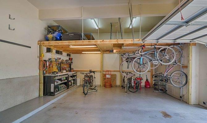 Garage Loft Ideas Home Desain