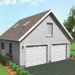 Garage Loft Plans Floor