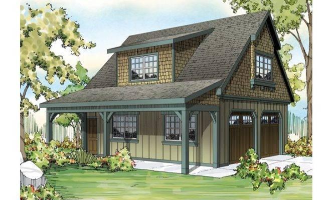 Garage Loft Plans Two Car Plan Shop
