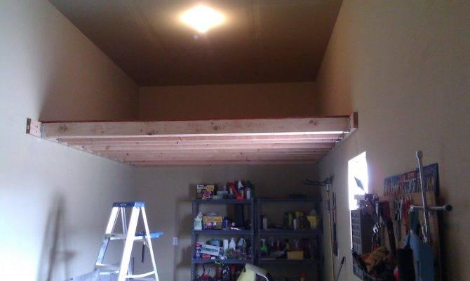 Garage Loft Storage Ideas Quotes