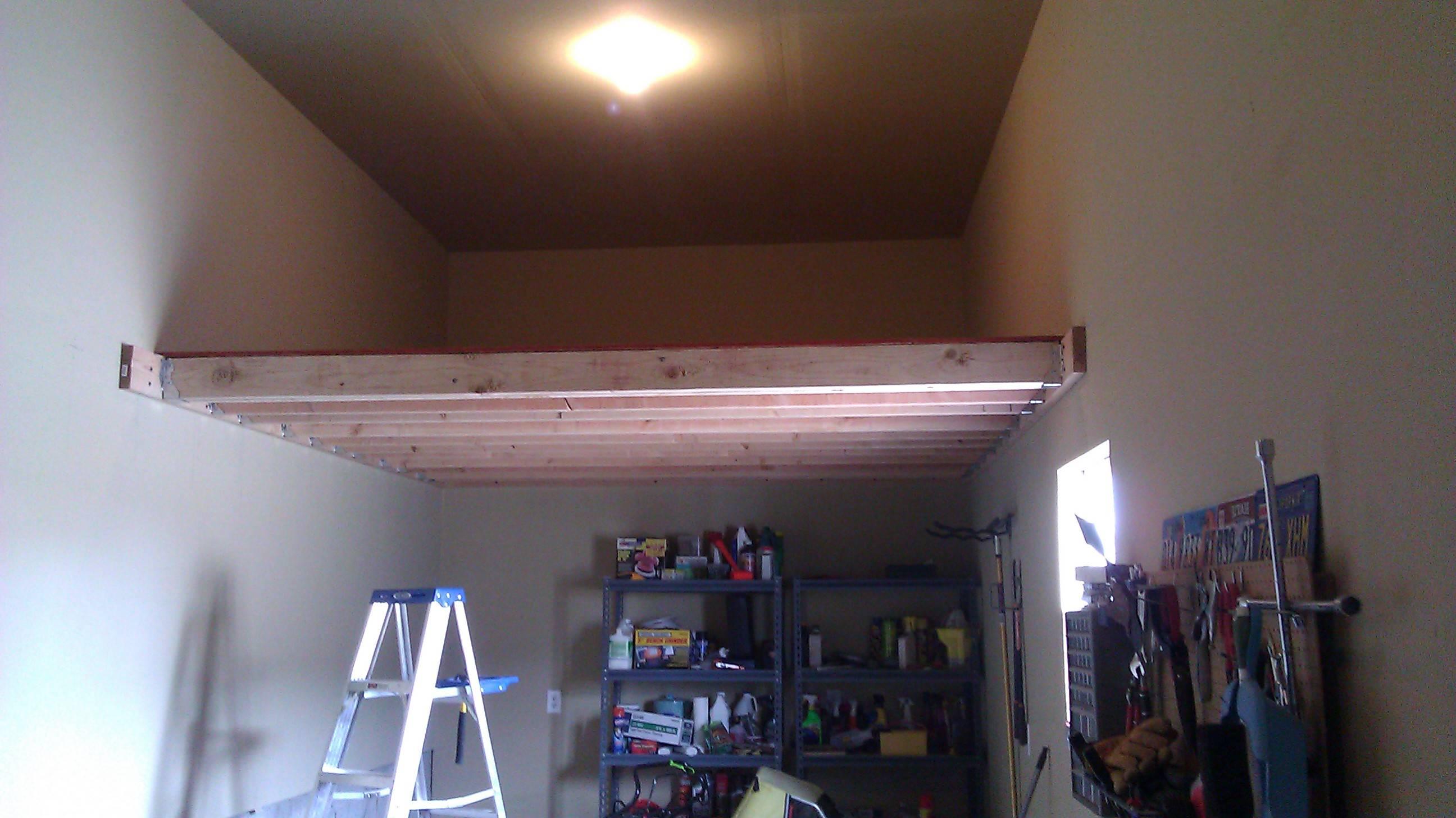 Garage Loft Storage Ideas Quotes Home