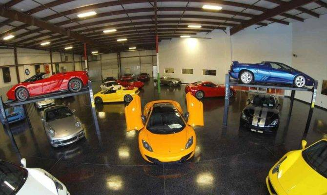 Garage Man Cave Ideas Design Simple Small Car