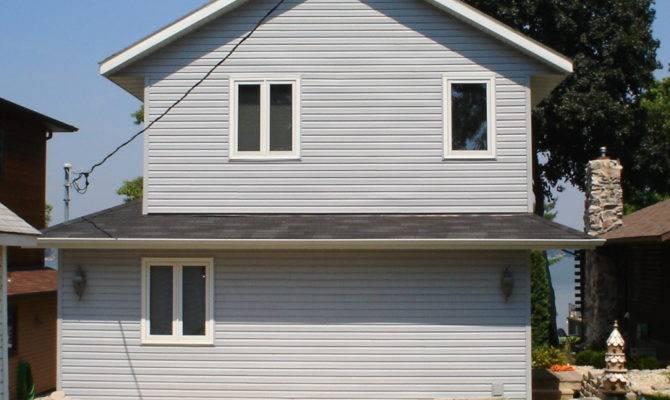 Garage Master Suite Addition Before After Remodeling Madison