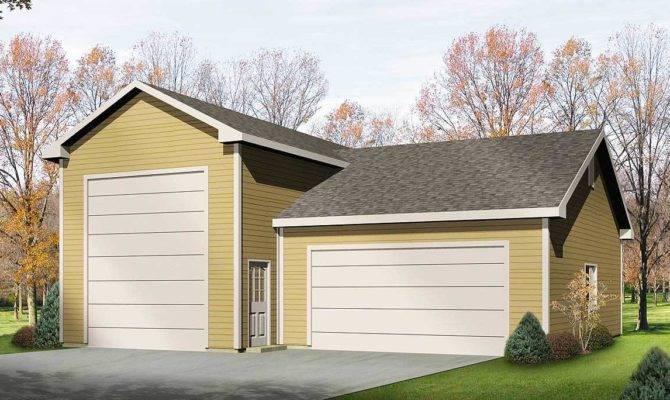 Garage Plan Architectural Designs House Plans