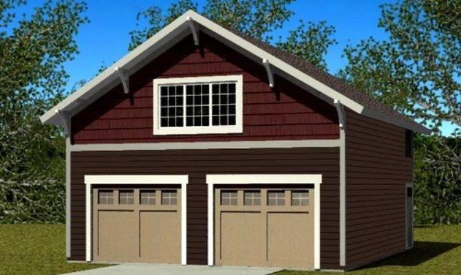 Garage Plan Custom Plans