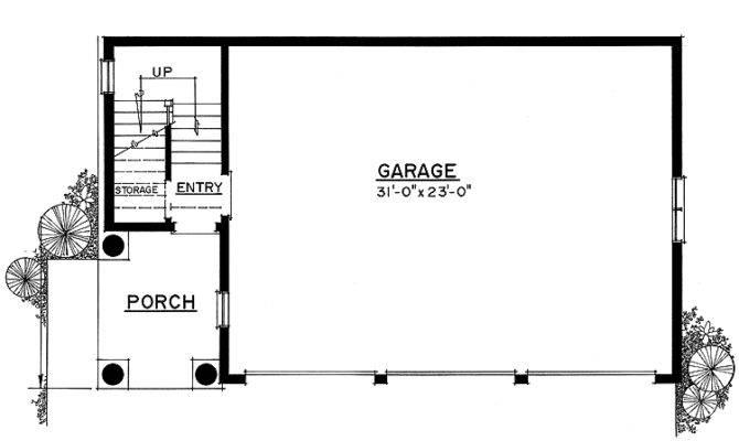 Garage Plan Dream Style Design