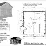 Garage Plan Sds Plans