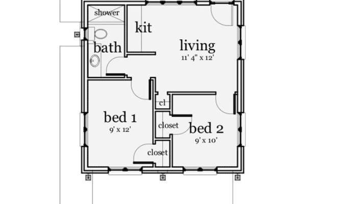 Garage Plan Upstairs Apartment
