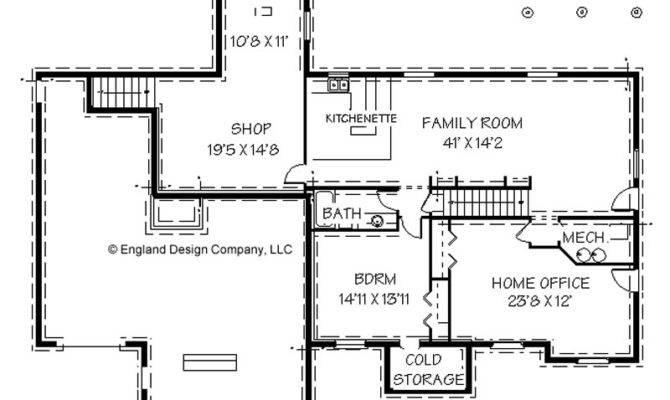 Garage Plans Basements Floor