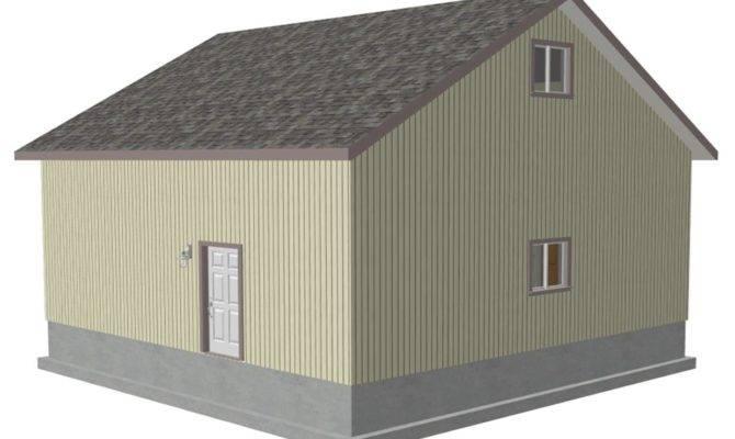 Garage Plans Bonus Storage Sds