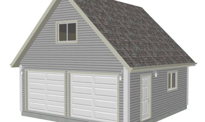 Garage Plans Floor