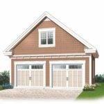 Garage Plans Loft House Design Connection Llc